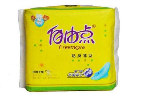 中國銷量最好的十大衛生巾品牌排名,第一名性價比最高