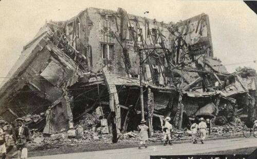 盘点全球最猛烈的10次大地震,印度洋最强震9.3级