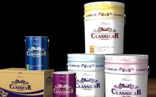 全球最知名的油漆品牌排名前十强,立邦只能垫底