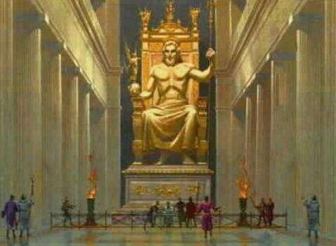 世界八大奇迹的技术及图片欣赏,秦始皇陵兵马俑垫底