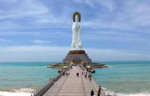 三亚旅游攻略大全:三亚最值得去的十大景点排名