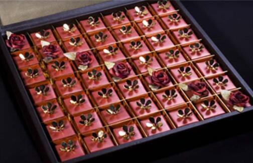 售价100万美元的巧克力你见过吗?世界上最贵的巧克力排名