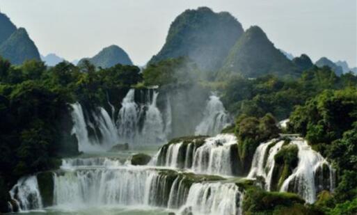 广西必去十大旅游景点排名,桂林漓江风景区让人流连忘返