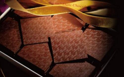 世界上最好吃的巧克力品牌匯總,瑞士蓮巧克力全球第一