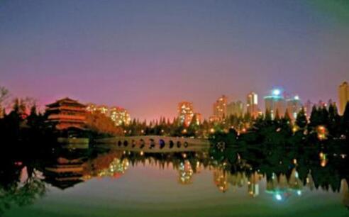 安徽合肥十大旅游景點排名,三河古鎮最值得一去