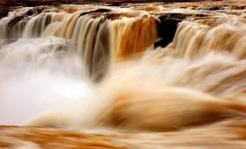 臨汾十大著名旅游景點排行榜,臨汾壺口瀑布值得一去