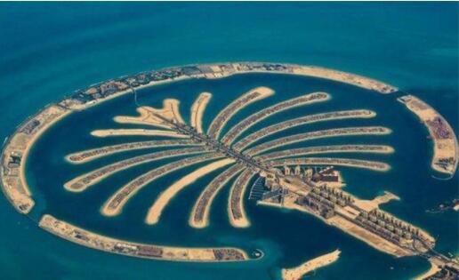 迪拜旅游必去的十大热门景点推荐,哈利法塔最知名