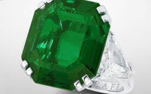 重33.19克拉的钻戒你见过吗?盘点全球最昂贵的钻戒