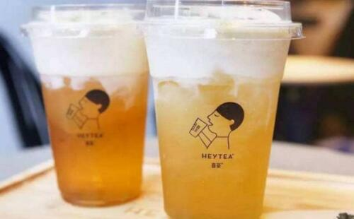 盘点中国最好喝的10种奶茶品牌,喜茶最受欢迎