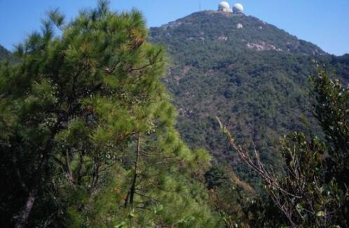 秋季爬山赏叶好去处,福建不可错过的十大名山一览