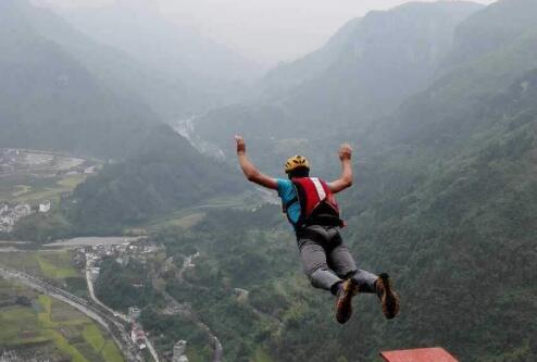 全球十大最危险极限运动排名,第一个死亡率最高