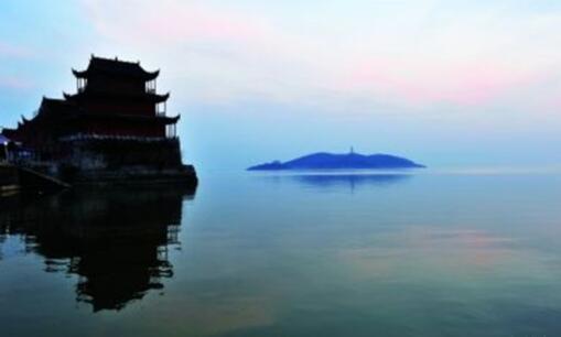 安徽巢湖十大热门景点攻略大全,银屏山犹如仙境