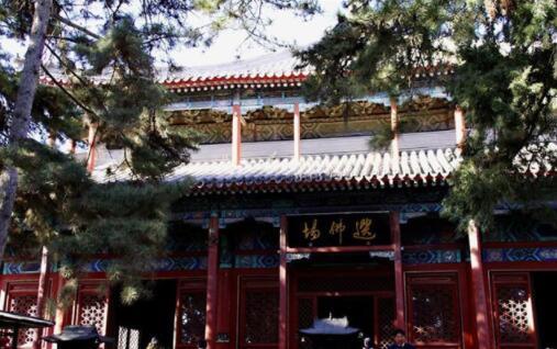 北京門頭溝十大網紅景點排行榜,潭拓寺雄偉又壯觀