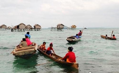 巴瑶族为什么没有国籍?巴瑶族为什么不能上岸?