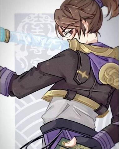 抖音动漫潮图大全:紫霞仙子至尊宝漫画情侣头像