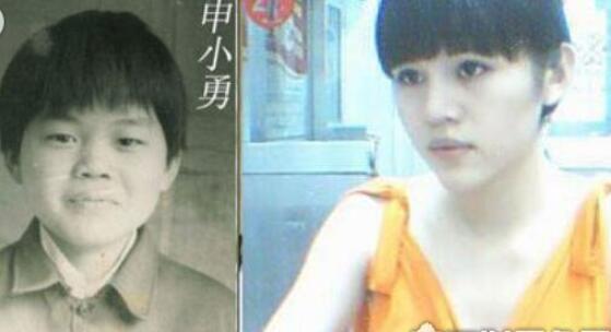 中国第一变性人造美女:变性前后照片对比(图)