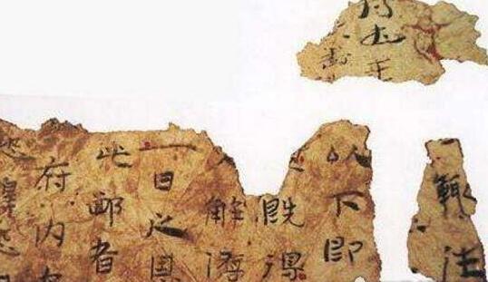 造纸术并不是蔡伦发明的,真正的发明者是谁?