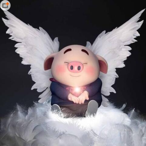 2019猪年头像大全:猪年本命年戴什么饰物好图片