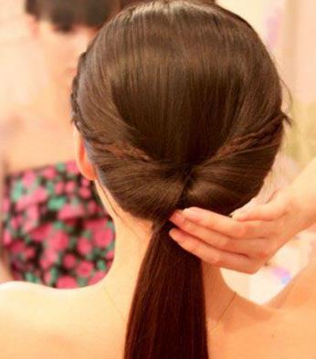 十大抖音网红齐刘海发型排行,齐刘海发型怎么扎好看