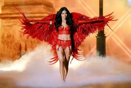 十大頂尖維密天使排名,這些模特身材顏值無人能及