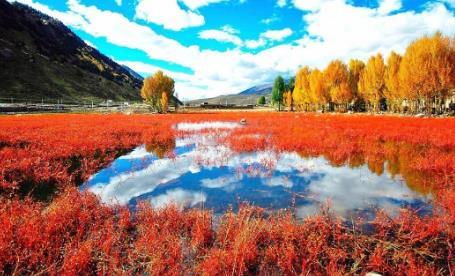 九寨沟部分景点预计国庆开放,四川最美十大旅游景点