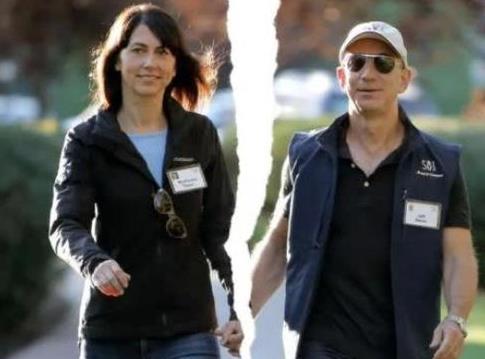 史上最貴離婚生效:世界首富離婚前妻獲380億美元
