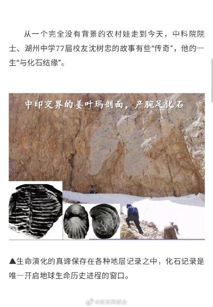中国科学家首获地层学最高奖,是荣耀也是鼓励