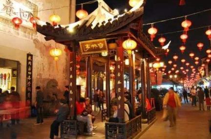 杭州美食街在哪里,八大杭州最有特色美食街排名