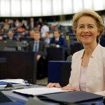 欧盟委员会首位女性主席,也系德国首位女性国防部部长