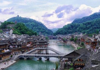 武汉周边有哪些自驾游好去处,武汉周边十个最美古镇