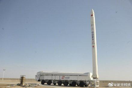 捷龙一号首飞成功:中国运载火箭家族最瘦成员来了