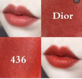 迪奧口紅最火的色號有哪些,十大最火迪奧口紅色號排行