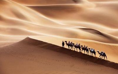 中国的沙漠分布在哪里,中国八大沙漠排行榜