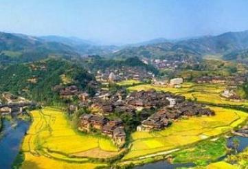 广西自驾游最佳路线图:广西必去十大景点排名