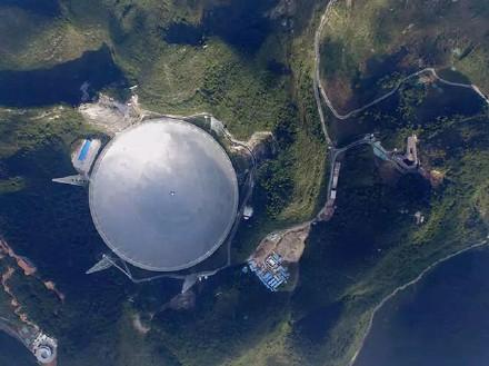 中国天眼首次探测到神秘射电信号,能找到外星人吗