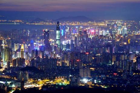 2019中国城市gdp排名前十名,北上广深依旧领跑前四