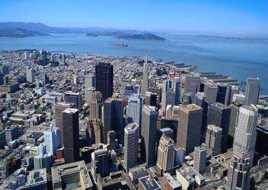 美國各州經濟實力:2019美國城市gdp排名前十強