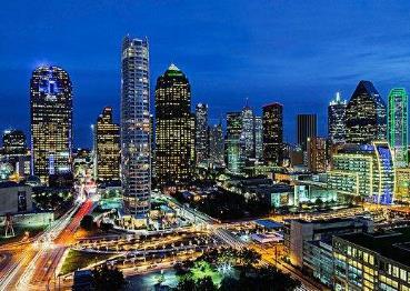 美国各州经济实力:2019美国城市gdp排名前十强