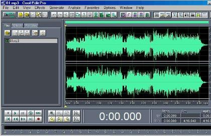 音頻編輯軟件哪個好用,十大電腦常用音頻剪輯軟件