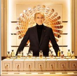 LV老板成為全球第二大富豪,與比爾蓋茨僅差1億