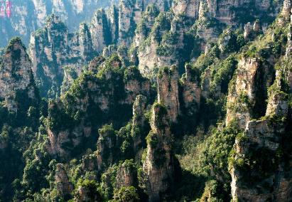张家界旅游景点推荐:张家界十大景点排名