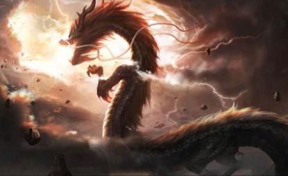 上古神龙中最强悍的龙是什么,十大祖龙排名和图片