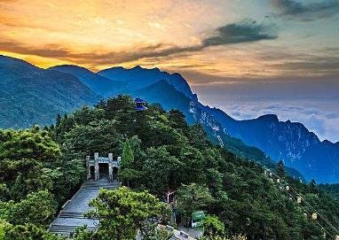 庐山在哪个省,十大必去庐山旅游景点排行榜