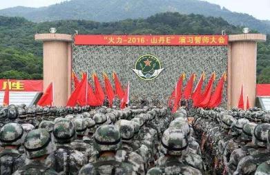 五大战区是哪几个,解放军五大战区实力排行