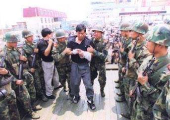 中国十大悍匪排名:中国十大悍匪详细介绍
