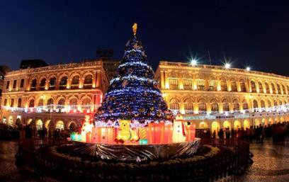 最適合圣誕去的地方:十大圣誕旅游勝地排行榜
