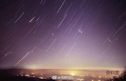 2020年首場流星雨要來了,每小時120顆流星你會看嗎