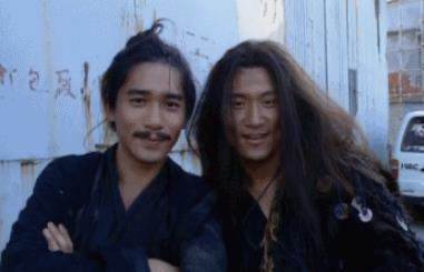梁朝伟和张学友演的电影:除了东邪西毒还有什么