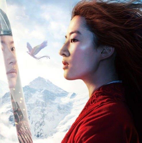 花木兰日本版新预告发布,花木兰已确定日本上映时间
