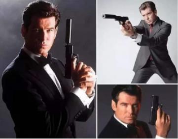 007邦德手枪被盗价值超10万英镑,邦德的手枪也敢盗
